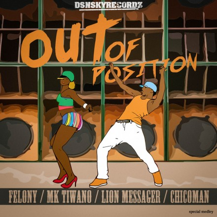 OUT OF POSITION RIDDIM – MEDLEY